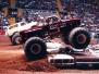 Vintage Monster Truck Photos From The Garrett Coliseum 2