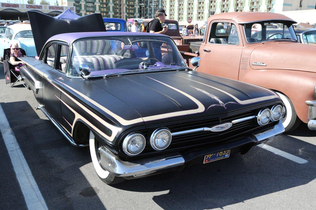 Bangshiftcom Viva Las Vegas 2014 - Hot Rods, Rat Rods -6311