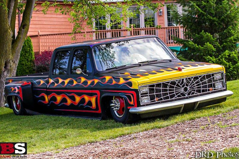 Voodoo Kings Car Show