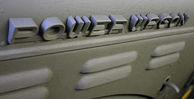 '68 Power Wagon