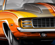 """ProRides """"Sick Seconds"""" Revealed, and You Won't Believe This: It's a '69 Camaro!"""