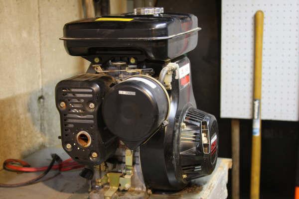 Robin 8.5hp engine