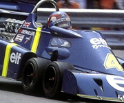 Vintage race Car of the Week: The Tyrell P34