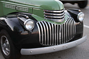 Roadside Find: '42 Brew Wagon