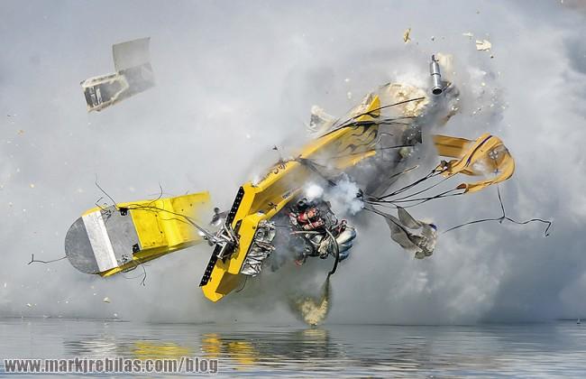 James Ray hydro wreck by Mark Rebilas