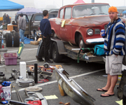 62 Photos from Today's Long Beach Swap Meet