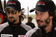 Celebrity Drivers at this Weekend's Long Beach Grand Prix