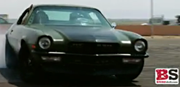 Video: The Real F-Bomb Camaro in Action for the Fast and Furious Sound Crew