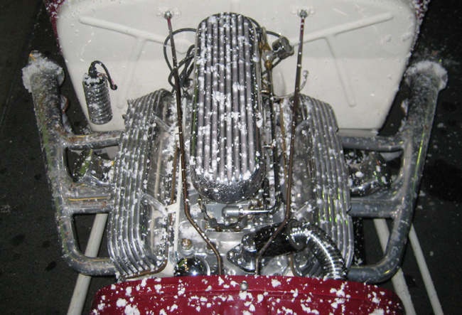 Hot rods of 2009 Bonneville Speed Week