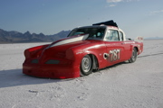 Video: Gary Hart's 248-mph Studebaker Blows a Turbo at Speed