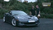 Crazy Video: Jan Magnussen Beats the Hell Out of a New ZR1 Corvette at The 'Ring