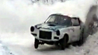 Video: Camaro Outruns BMW in Insane Swedish Snow Race