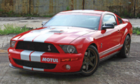 Just Because: Newspaper in the Philippines Reviews Shelby GT500