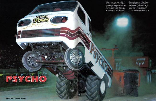 Psycho truck