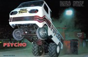 Wheels Up Video: The Psycho Wheelstander Pulling Truck