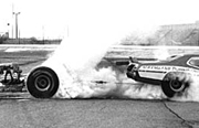 The Inside Scoop on the Greatest Gearhead Publicity Stunt Ever – Top Fuel Versus Nitro Funny Tug Of War!