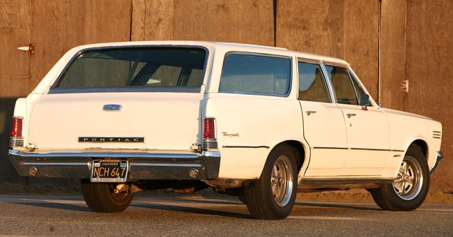 '65 Pontiac wagon