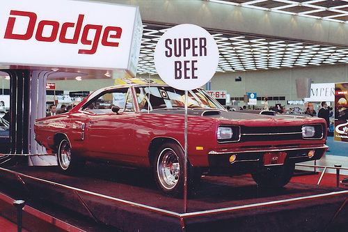 69 Detroit Auto Show