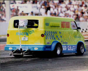 BangShift com Craigslist Pick of the Week: Tiny Drag Racing Van