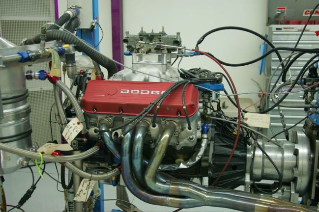 Nascar Dodge R5?P7 Race Engine 2