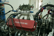 Video: Nascar Dodge R5/P7 Race Engine Lucas Oil Test