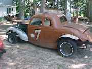 Craigslist Pick of the Week: Vintage 1935 Dodge Jalopy Race car