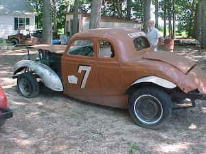 1935 Dodge Jalopy racer