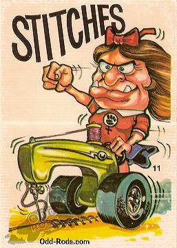Cash For Clunkers >> BangShift.com Monday Time Killer: Oddrods.com - BangShift.com