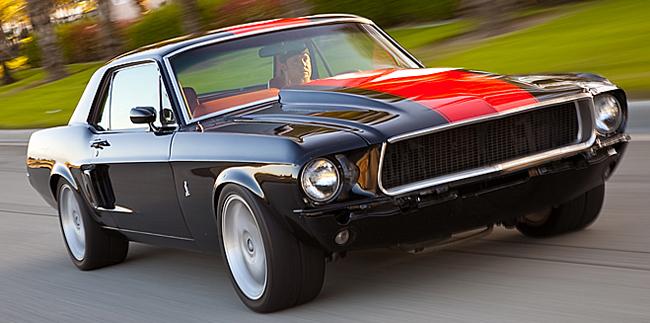 Dean Westmoreland's 1967 Mustang