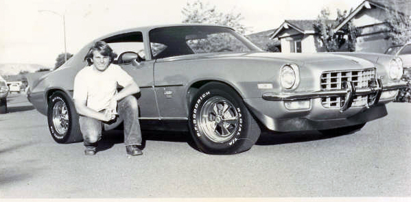 Greg Frazier's 1973 Camaro