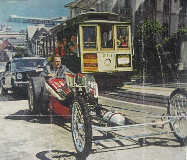 Champion Driving School >> BangShift.com Champion Speed Shop at the National Hot Rod ...