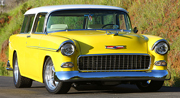 Car Feature: Stunning 1955 Chevy Nomad, With Video!