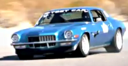 Video: Detroit Speed and Engineering Camaro Test Car in Action