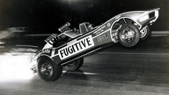FUGITIVE CORVETTE WHEELSTANDER