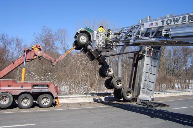 Bangshift Com Dump Truck Wheelie Fail Bangshift Com