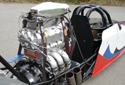 Top Fuel Rotary Engine!