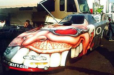 Oakley Funny Car