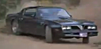 The Parting Shift: Smokey and the Bandit Trans Am Action
