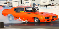 Photo Gallery: Drag Racing Action from Friday at the 2009 California Hot Rod Reunion