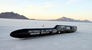 Meet the Record Holding Infidel Streamliner: 330 MPH With a Cadillac Engine