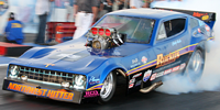 Photo Gallery: Drag Racing Action from Saturday at the 2009 California Hot Rod Reunion