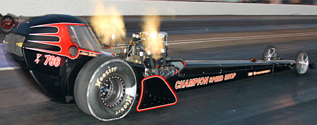 Champion Speed Shop at the 2009 CHRR