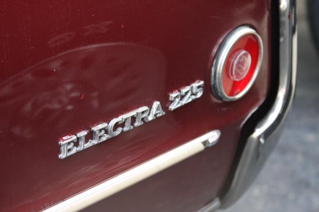 1970 electra logo