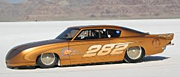 George Poteet's Blowfish Sets 291-MPH Record at World of Speed 2009