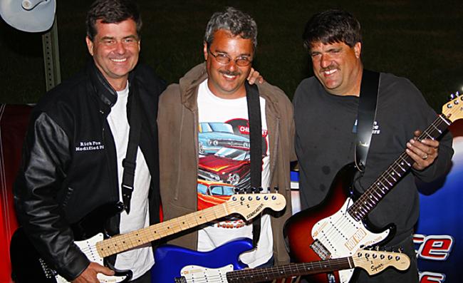 Doc Fox, Michael Roy, Larry Larson