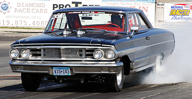 Jay Brown 1964 SOHC Galaxie