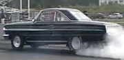 Video: Jay Brown's 1964 SOHC Galaxie Running 9.53 at 140 MPH During Drag Week
