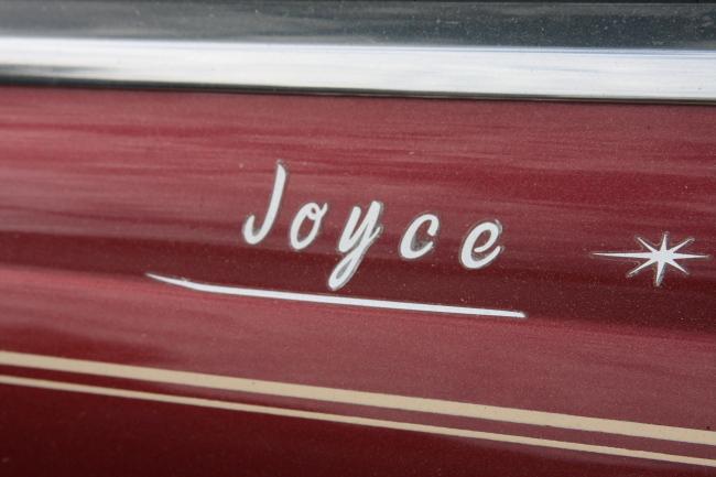 joyce's side