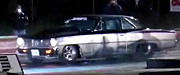 Video: Larry Larson's 204-MPH Pass at Drag Week 2009