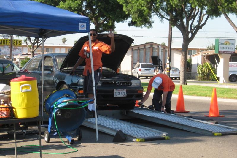 california mobile smog inspection